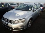 2012 VW PASSAT 1.6 TDI ESTATE B7 LEFT FRONT DOOR GLASS BREAKING PARTS SPARES